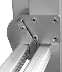 Купить <b>Лестница двухсекционная ЗУБР</b> 38821-07 7 ступеней ...