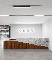 uber hq design belle chic front desk office interior design ideas