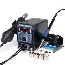 <b>YIHUA 8786D</b> SMD Rework Soldering Station Digital Display Heat ...