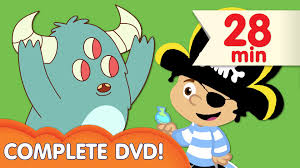 halloween songs for kids full dvd from super simple songs