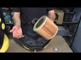 6 X Paper Filter Dust Bags For <b>Karcher</b> A2654 A2656 <b>Car</b> Vac <b>WD 3</b> ...