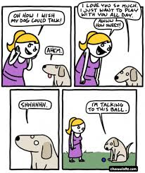 Funny dog comic strip | Funny Dirty Adult Jokes, Memes & Pictures via Relatably.com