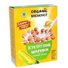 """<b>Сухой</b> завтрак """"Рисовые шарики"""" <b>Компас здоровья</b> - купить в ..."""