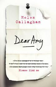 <b>Dear Amy</b> by <b>Helen Callaghan</b> | Yet another blogging mummy!!!