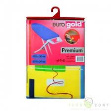 <b>Чехол</b> для гладильной доски <b>Eurogold Premium C34F3</b> - цена ...