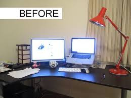 how to create the perfect home office lighting setup apartment therapy apartment home office