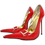 Sorbern 14Cm Stilettos Metal High Heel Women ... - Amazon.com