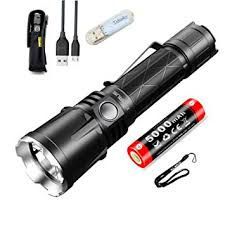 Klarus XT21X <b>Tactical Flashlight</b> 4000 lumens / 316 Meters <b>CREE</b> ...