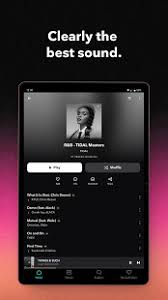 TIDAL Music - Hifi Songs, Playlists, & Videos - Apps on Google Play