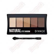 <b>Палетка теней для</b> век <b>Divage</b> Palettes Eye Natural