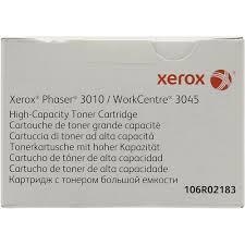Оригинальный тонер-<b>картридж Xerox 106R02183</b> (экономичный ...