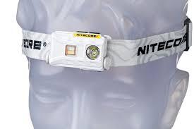 <b>NiteCore NU25 LED</b> head torch, white | Advantageously shopping at ...