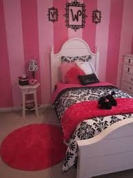 archaic design cute rooms ideas bedroomexquisite red white bedroom