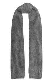 <b>Женская</b> серая <b>шарф BOSS</b> — купить за 10000 руб. в интернет ...