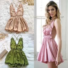 Fashion <b>Women Sexy Sleepwear</b> Style Rompers Clubwear <b>Sexy</b> ...