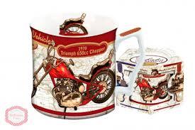Купить <b>Кружка</b> Triumph Motorcycle <b>Carmani</b> в каталоге интернет ...