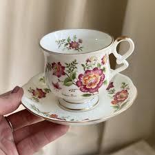 Чайная пара 200 мл <b>Royal Ascot</b> Indian Rose фарфор по цене 1 ...
