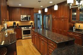 kitchen cabinets with granite countertops:  images about kitchen on pinterest cabinets cherry cabinets and search