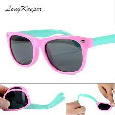LongKeeper <b>Kids Sunglasses Children Polarized</b> Lenses <b>Glasses</b> ...