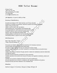 head teller resume data entry head teller resume 28