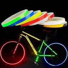 1PC 8 Meter Car Styling <b>Reflective</b> Stripe Tape <b>Motorcycle Bike</b> ...