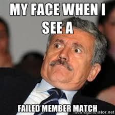 scared face | Meme Generator via Relatably.com