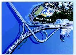 Image result for Bandra-Versova sea link