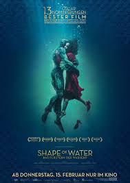 "Постер фильма ""Форма воды"" (The <b>Shape</b> of Water, 2017 ..."