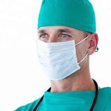 China <b>Disposable Three</b>-<b>Layer Non</b>-<b>Woven</b> Mask, Facemask ...
