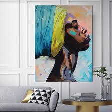 <b>canvas painting</b> figure Picture wall art Picture portrait home decor ...