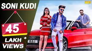Vickky <b>Kajla New</b> Haryanvi song 2018 :- Soni Kuddi || Ekta, Raj ...