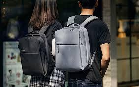 "Купить <b>Рюкзак</b> 15"" <b>XIAOMI Mi City Backpack</b>, темно-серый в ..."