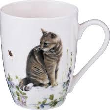 """<b>Кружка Lefard</b> """"Кошки"""", 350 мл. 482109 — купить в интернет ..."""