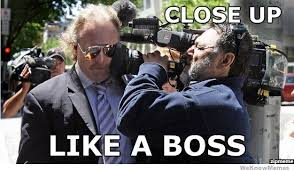 Close Up Like A Boss | WeKnowMemes via Relatably.com