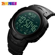 Men's <b>Sport Smart</b> Watch <b>SKMEI Brand</b> Fashion Pedometer Remote ...