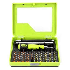 53 in 1 Precision Torx Screwdriver Set Tweezer Flexible Drill Shaft ...
