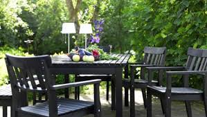 fabulous black patio furniture hd image pictures ideas black garden furniture