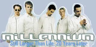 20 Years of The <b>Backstreet Boys</b> '<b>Millennium</b>': The Album That ...
