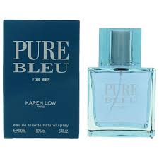<b>KAREN LOW PURE BLEU</b> 3.4 FL. OZ. EAU DE T- Buy Online in ...