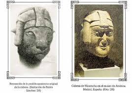 Resultado de imagen para la cabeza wiracocha
