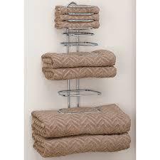 towel shelves wall mounted bath towel wall rack hr foldedtowelrack bath towel wall rack