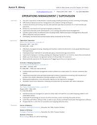 sample resume of manufacturing supervisor resume samples sample resume of manufacturing supervisor supervisor resume sample job interview career guide warehouse supervisor resume examples