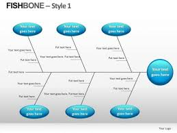 fishbone powerpoint templates  slides and graphicscause analysis fishbone diagram powerpoint slides