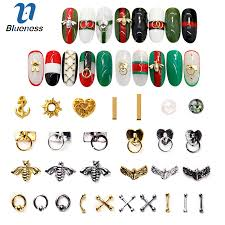 20/<b>100Pcs Metal</b> Gold stick Gold Silver Copper Bee Wing Studs For ...
