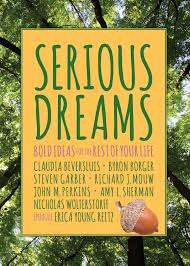 give my book as a gift to college graduates or other young adults serious dreams cover jpg