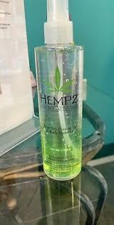 <b>Hempz After Sun Cooling</b> Gel and Body Hydrator 8.5 oz. | eBay
