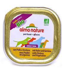 <b>Консервы</b> (ламистер) <b>Almo Nature Daily</b> Menu Bio - Pate ...