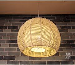 asian pendant lighting. new asian rattan pendant lights japanese retro round garden balcony lamp shade bedroom study restaurant lighting