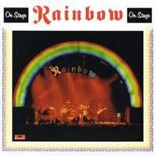 <b>Rainbow - On Stage</b> LP Record Album On Vinyl | Rock album covers ...