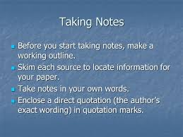 pages Research Paper Working Outline docx Hloom com